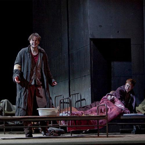 Met Opera Saturday Matinee Broadcasts